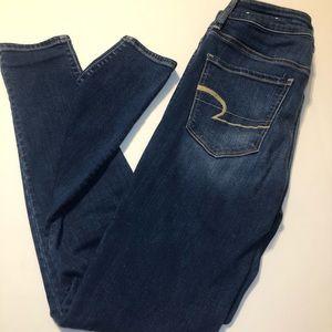 American Eagle Super-Hi Rise Jeans